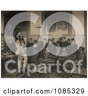 Louis Firetail In A Classroom Free Historical Stock Photography