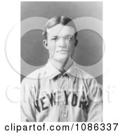Luther Haden Taylor Or Dummy Taylor Of The NY Giants Baseball Free Historical Baseball Stock Photography