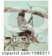 Maiman Mohave Indian Free Historical Stock Photography
