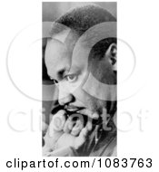 Martin Luther King Historical Stock Photography