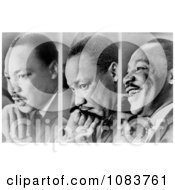 Martin Luther King JR Historical Stock Photography