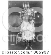 Masked Dancer Free Historical Stock Photography by JVPD