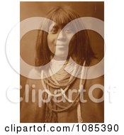 Mis Se Pah Mohave Woman Free Historical Stock Photography