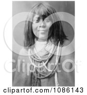 Mis Se Pah Mohave Woman Free Historical Stock Photography by JVPD