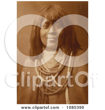 Mis Se Pah, Mohave Woman - Free Historical Stock Photography by JVPD