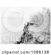 Mohave Water Carrier Free Historical Stock Photography