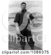 Mordecai Brown Or Three Finger A Pitcher For The Chicago Cubs Free Historical Baseball Stock Photography by JVPD