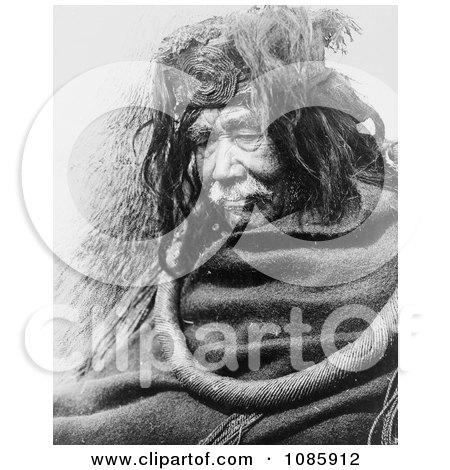 Nakoaktok Man - Free Historical Stock Photography by JVPD