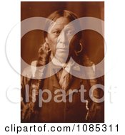 Native American Jicarilla Man Free Historical Stock Photography by JVPD