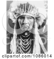 Nez Perce Man Free Historical Stock Photography by JVPD