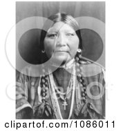 Nez Perce Matron Free Historical Stock Photography by JVPD