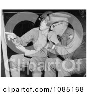 Omar Bradley And Lesley J McNair Free Stock Photography
