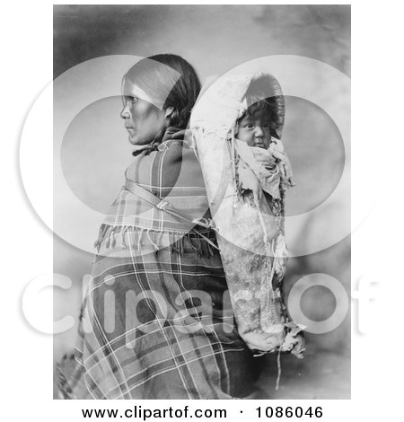 Pee-a-rat With Baby - Free Historical Stock Photography by JVPD