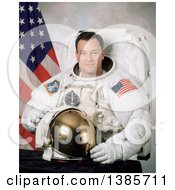 Photo Of Astronaut Michael Eladio Lopez Alegria by JVPD
