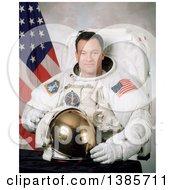 Photo Of Astronaut Michael Eladio Lopez Alegria