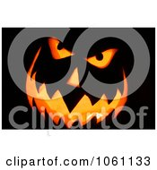 Photo Of Candle Buning Inside A Carved Pumpkin Royalty Free Halloween Stock Photography