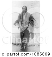 Quanah Parker Comanche Indian Chief Free Historical Stock Photography