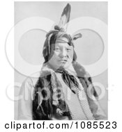 Rain In The Face Sioux Native American Free Historical Stock Photography by JVPD