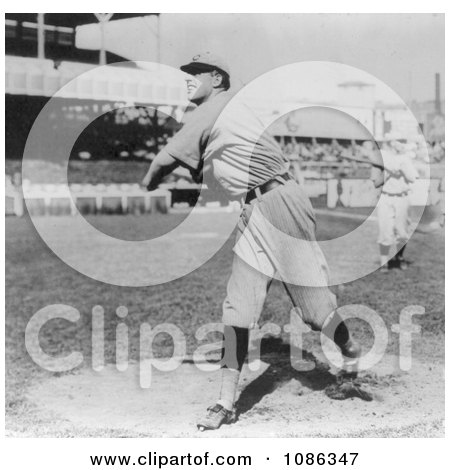 Rube Kroh of the Chicago Cubs Throwing a Baseball in 1910 - Free Historical Baseball Stock Photography by JVPD