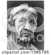 Rueben Taylor Or Isotofhuts Cheyenne Indian Man Free Historical Stock Photography