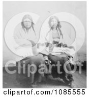 Santee Sioux Women Free Historical Stock Photography