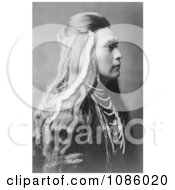 Sawyer A Nez Perce Indian Free Historical Stock Photography by JVPD