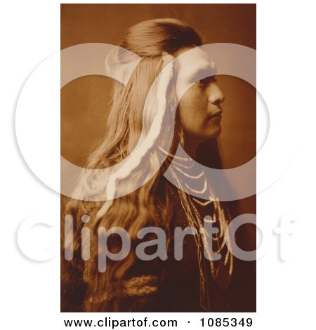 Sawyer, Nez Perce Indian - Free Historical Stock Photography by JVPD