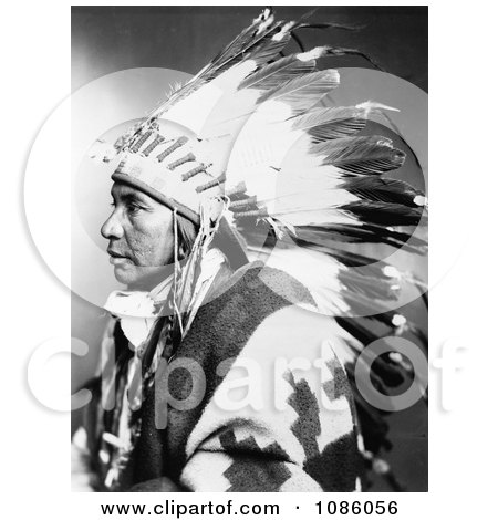 Sego, Shoshone Indian - Free Historical Stock Photography by JVPD