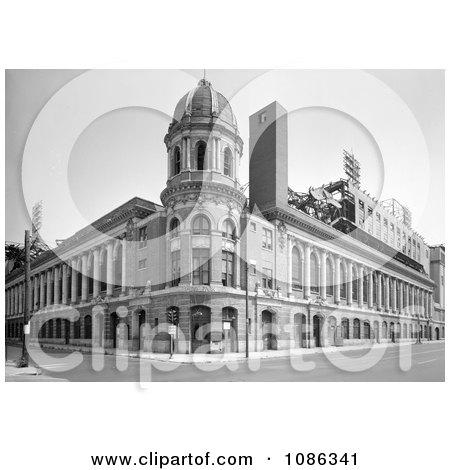 Shibe Park Stadium, Philadelphia, Pennsylvania - Free Historical Baseball Stock Photography by JVPD