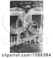Shoeless Joe Jackson Player Of The Chicago White Sox Baseball Team Free Historical Baseball Stock Photography
