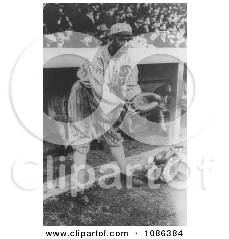 Shoeless Joe Jackson, Player of the Chicago White Sox Baseball Team - Free Historical Baseball Stock Photography by JVPD