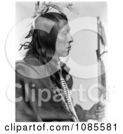 Sioux Indian Called Flying Hawk Free Historical Stock Photography