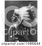 Sioux Indian Named Running Horse Free Historical Stock Photography