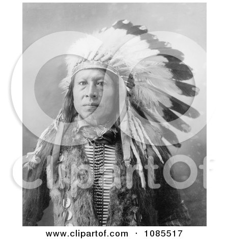 Sioux Indian Named Stampede - Free Historical Stock Photography by JVPD