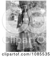Sioux Woman Free Historical Stock Photography by JVPD