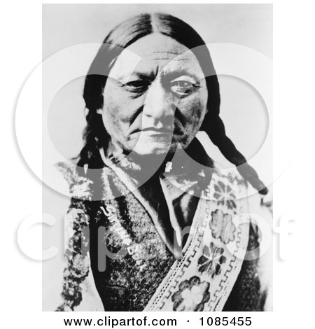 Sitting Bull (Slon-he) - Free Historical Stock Photography by JVPD
