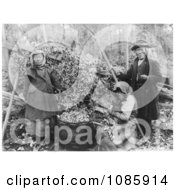 Siwash Indian Hop Pickers Free Historical Stock Photography by JVPD
