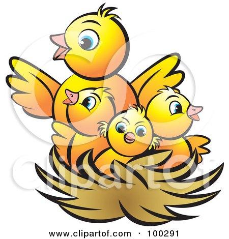 royalty free rf birds nest clipart illustrations vector graphics 1 rh clipartof com free bird nest clipart