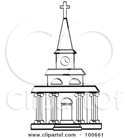 Bell Tower Printable Clipart   Free Images at Clker.com - vector clip art  online, royalty free & public domain