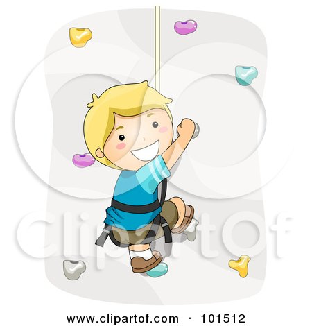 Royalty-Free (RF) Rock Climbing Clipart, Illustrations, Vector ...