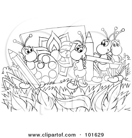 outline pictures for glass painting. a Coloring Page Outline Of
