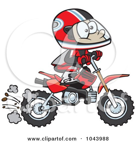 Clip Art Dirt Bike Clipart royalty free rf dirt bike clipart illustrations vector graphics 1 preview clipart