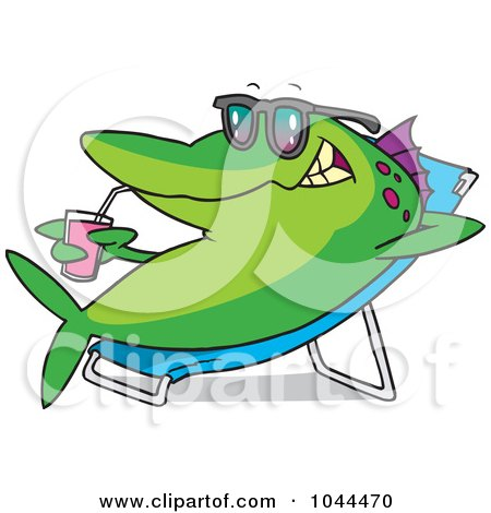 Royalty-Free (RF) Fishfry Clipart, Illustrations, Vector Graphics #1