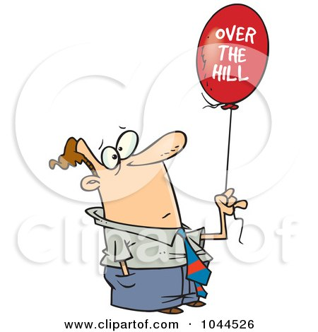 royalty free  rf  over the hill clipart  illustrations over the hill clip art 70 over thehill clip art for men