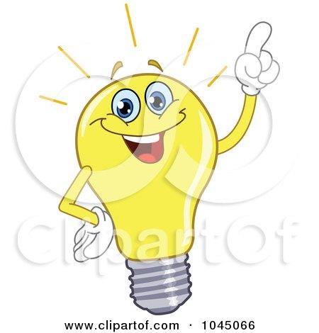 Free Clip Art Light Bulb. Royalty-Free (RF) Clip Art