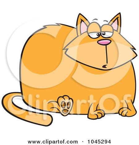 Royalty-Free (RF) Fat Cat Clipart, Illustrations, Vector ...