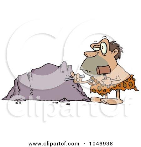 Caveman Chiseling