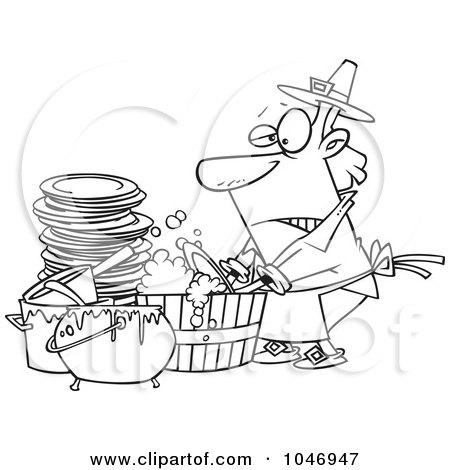 Washing_dishes