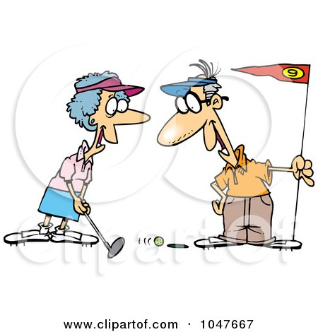 royalty free  rf  clip art illustration of a cartoon funny golf clip art black and white funny golf clip art free