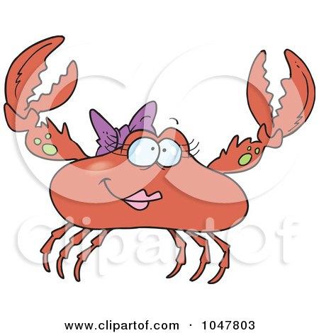 Royalty-Free (RF) Crab Clipart, Illustrations, Vector ...